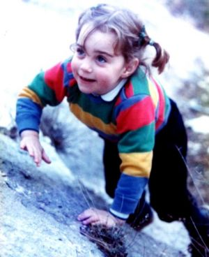 What will the royal baby look like - Kate Middleton - Photos of Kate as a baby - Kate Middleton as a child.jpg