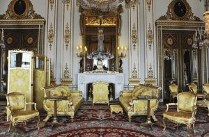 Buckingham Palace White Drawing Room will be used for the wedding reception.JPG