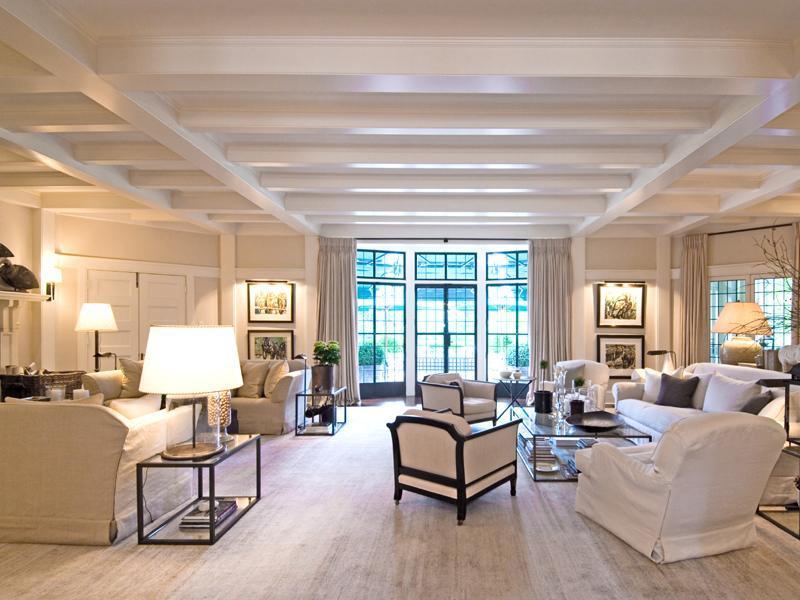 A glamorous life: Elegant living room ideas