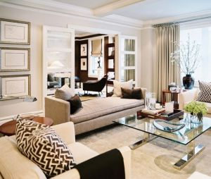... Home Glamorous Images   Luscious Living Area Via MyLusciousLife.com  ...