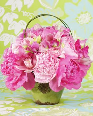Flower Arrangements from The Martha Stewart Show - Lilly Pulitzer Flower Arrangement.jpg