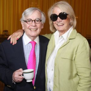 Lilly McKim Pulitzer Rousseau and Dominick Dunne.jpg