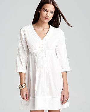 Lilly Pulitzer Alfa Swim Coverup Top - Resort White Party Hopper.jpg