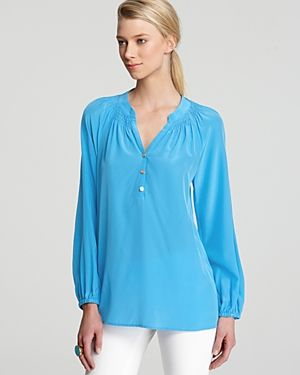 Lilly Pulitzer Elsa Top - blue.jpg