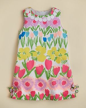 Lilly Pulitzer Girls Little Lilly Classic Shift - Sizes 7-14.jpg