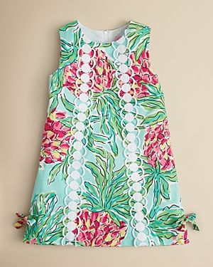 Lilly Pulitzer Girls Little Lilly Classic Shift Dress.jpg