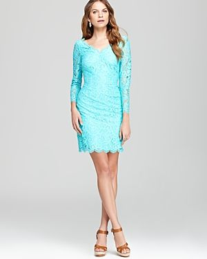 Lilly Pulitzer Helene Lace Dress - turquoise.jpg