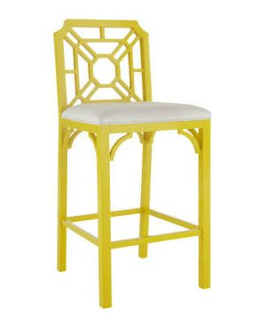 Lilly Pulitzer Home - available through Horchow - boulevard-barstool.jpg