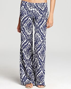 Lilly Pulitzer Middleton Palazzo Pants - blue print.jpg