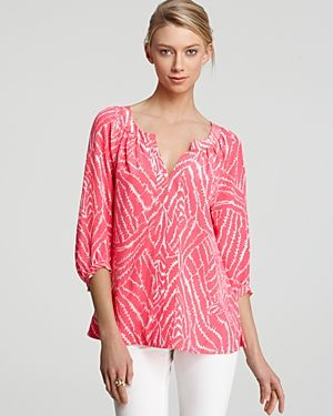 Lilly Pulitzer Moxy Top - pink coral - Luscious Life decor fashion blog.jpg