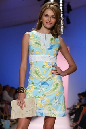Lilly Pulitzer dresses on the catwalk.jpg