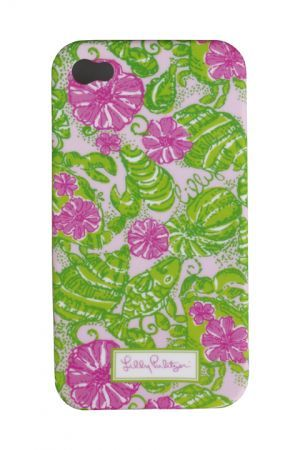 Lilly Pulitzer iphone4 chum bucket no packaging.jpg