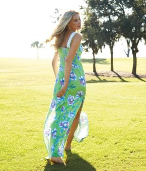 Lilly Pulitzer print dress - Luscious Life decor fashion blog.jpeg