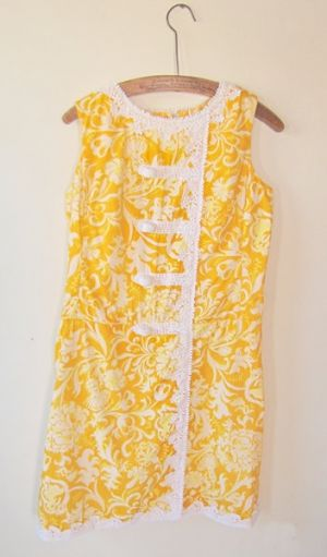 Lilly Pulitzer yellow dress via etsy.jpg