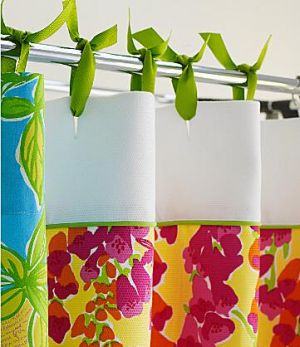 Lilly-Pulitzer-Shower-Curtain - Luscious Life decor fashion blog.jpg