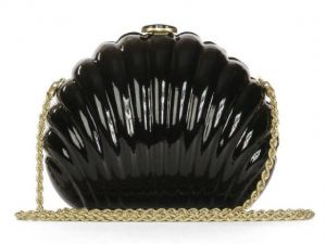 Chanel Black Shell Evening Bag.jpg