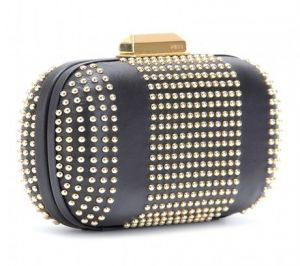 EMILIO PUCCI STUDDED LEATHER BOX CLUTCH - black.jpg