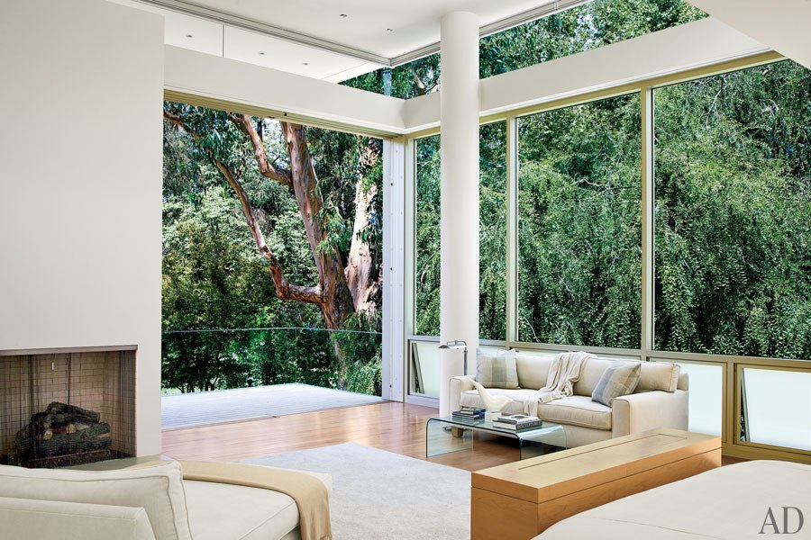 lehrer architects office design. A Contemporary Los Angeles Villa By Michael Lehrer Architects Office Design