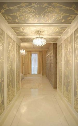 Gwyneth Paltrows New York loft hallway - Hallway - design by Roman and Williams.jpg