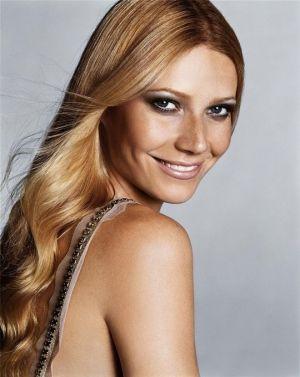 Gwyneth Paltrow Brown Hair