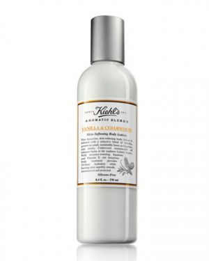 Kiehls Since 1851 Artisan Vanilla & Cedarwood Body Lotion.jpg