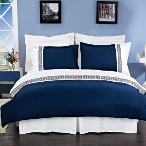 Space Living Astrid Greek Key Embroidery 4-Piece Comforter Set.jpg