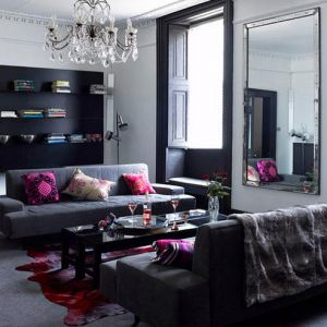 Stylish black and white decorating ideas - warhol glam.jpg