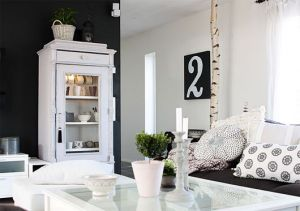 black-and-white-swedish-apartment-interior-inspiration via Luscious Life decor blog.jpg