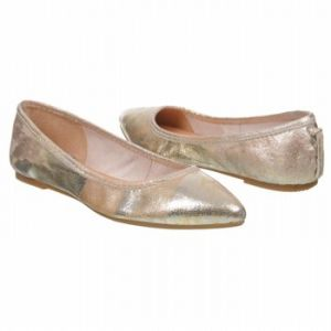 Frye Regina Ballet Shoes - Silver Metallic - Womens Shoes.jpg