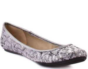 Reaction Slip Gloss QS - Silver - ballet flats.jpg