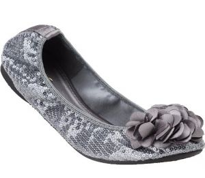Wanted Shoes Gangster Ballet Flat Pewter Sequin.jpg