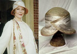 1920s bridal - 1920s style hats via House of Elliot TV show.jpg