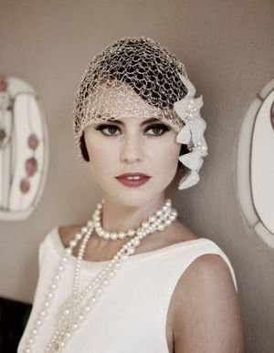1920s bridal - 1920s wedding hair - flapper fashion.jpg