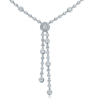 Tiffany Circlet double drop necklace with diamonds in platinum - The Great Gatsby collection.PNG