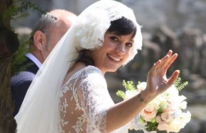 bride wedding - lily-allen-at-her-wedding-1920s wedding.jpeg