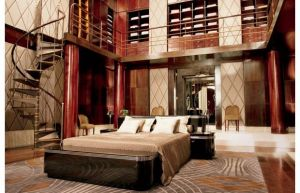 great gatsby movie set design - jay gatsby bedroom.jpg