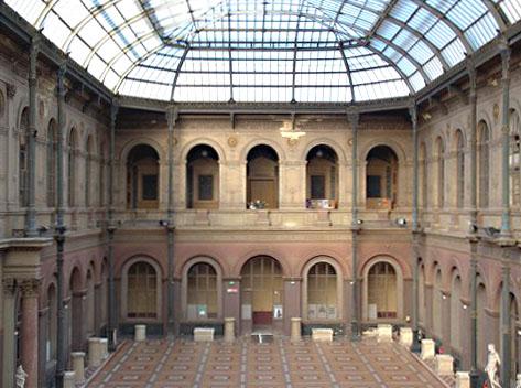 Architecture beaux arts and art deco style - Ecole des beaux arts paris ...