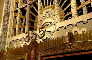 Art Deco entrance of the Marine building. Vancouver British Columbia Canada.jpeg