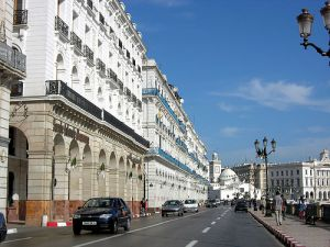 Examples of Beaux Arts style - Algiers Algeria beaux arts style.jpg