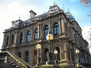 Examples of Beaux Arts style - Bendigo Australia beaux arts style.jpg