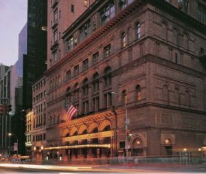 Examples of Beaux Arts style - Carnegie Hall - New York City.jpg