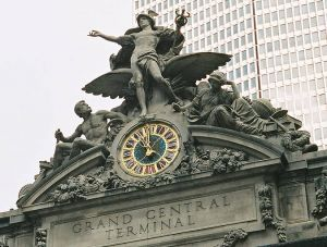 Images of Beaux Arts style - Grand Central Terminal new york via mylusciouslife.jpg