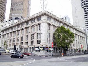 Images of Beaux Arts style - Herald Weekly Times Building Flinders Street Melbourne.jpg