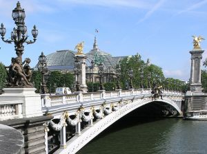 Images of Beaux Arts style - Pont Alexandre III Paris - luscious architecture.jpg