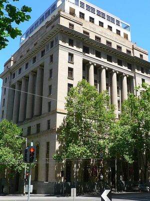 Images of Beaux Arts style - Port Authority building in Melbourne.jpg