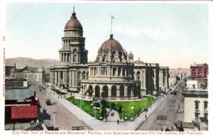 Images of Beaux Arts style - San Francisco City Hall- luscious architecture.jpg