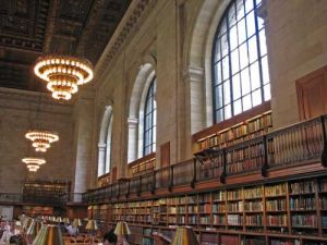 Images of Beaux Arts style - The Rose Reading room - New York Public Library.jpg