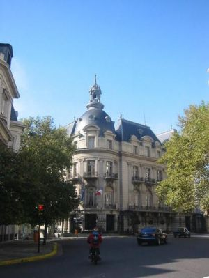 Images of Beaux Arts style - french Embassy Buenos Aires- luscious architecture.jpg