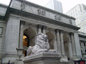 Images of Beaux Arts style - new-york-public-library-lions.jpg