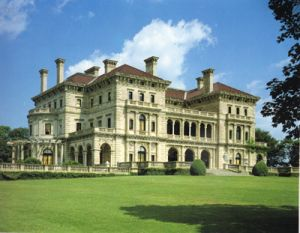 Images of Beaux Arts style - the breakers summer home of Cornelius Vanderbilt II Rhode Island.jpg